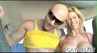 Gay porno booty