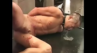 Japanese Brat Gets Abused