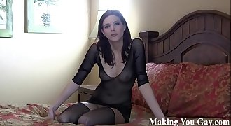 Suck dick for your horny mistress