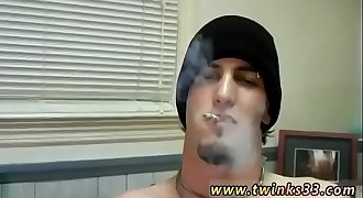 Youthfull gay twinks beg for cum xxx Straight Boys Smoking Contest!
